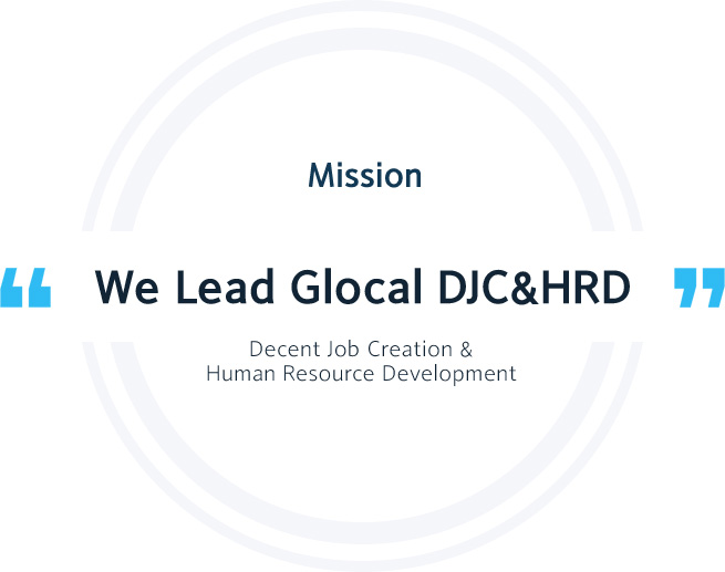 we lead glocal djc&hrd